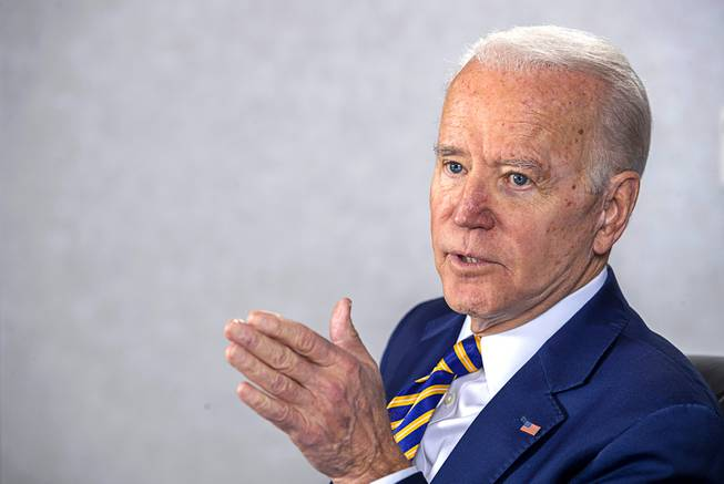 Joe Biden: Editorial Board Meeting