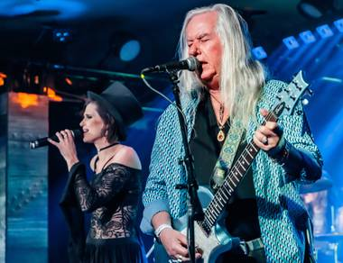 The show features classic rock hits from the '60s, '70s and '80s performed by all-pro musicians who've been singing and playing with those legendary acts for years. It originated in Vegas in the ....