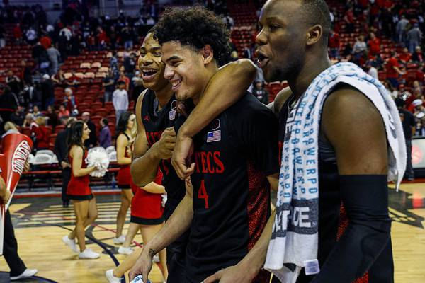 Pursuit of perfection: San Diego State vs. 1990-91 Runnin' Rebels