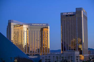 Mandalay Bay and Aria join other resurrected MGM properties Luxor, which opened its doors again last week, and Bellagio, MGM Grand and New York-New York, all of which reopened on June 4 when Gov. Steve Sisolak gave Nevada casinos the green light.
