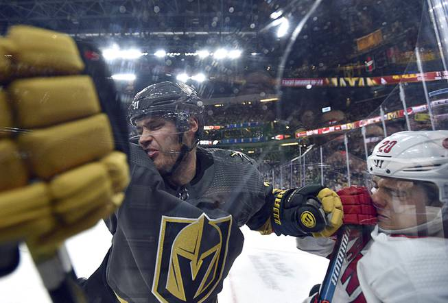 Golden Knights Take on Hurricanes