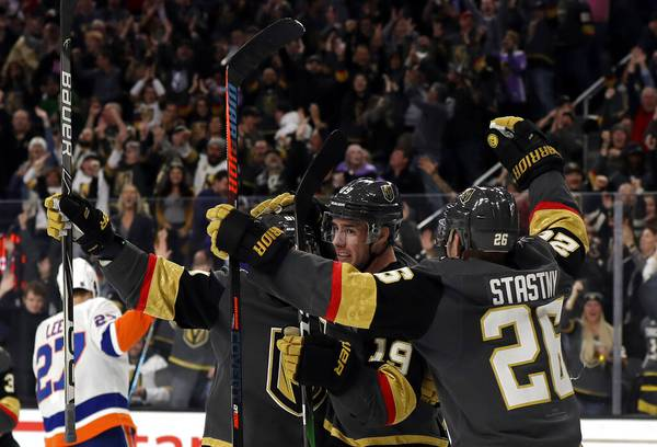 Golden Knights' shutout of Islanders as good as they come