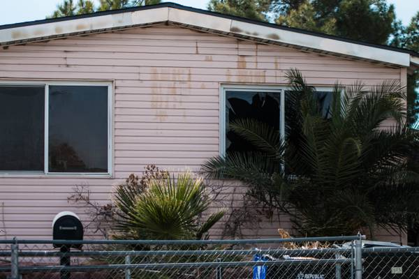 Space heater to blame for fatal NLV mobile home fire