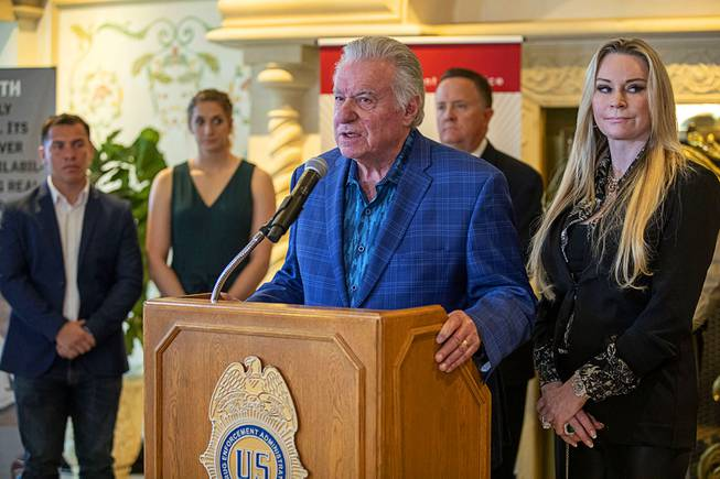 DEA's 360 Strategy For Las Vegas