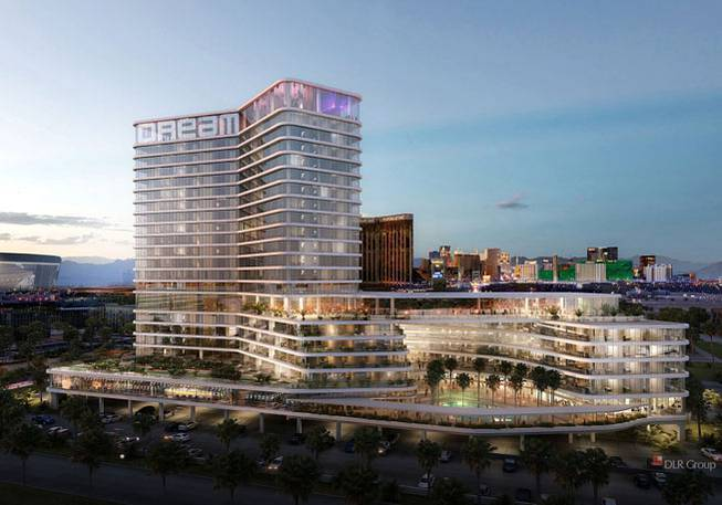 New Luxury Hotel Planned For South End Of Strip Las Vegas Sun Newspaper