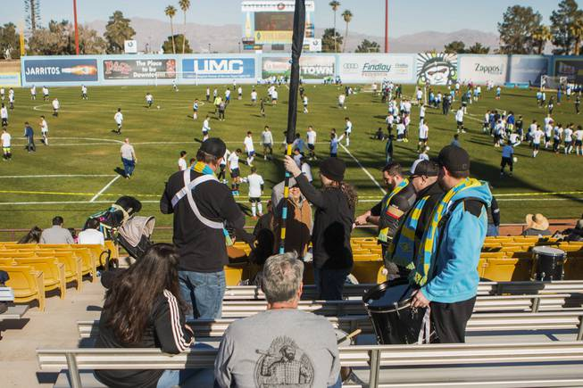 Las Vegas Lights FC Hold Tryouts