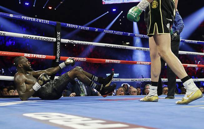 Fury TKOs Wilder for WBC Title