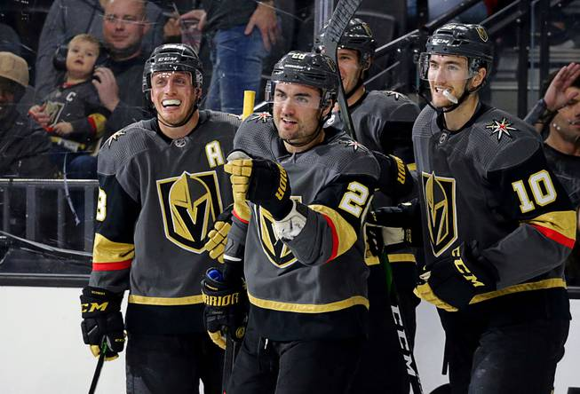 Golden Knights Beat Panthers, 5-3