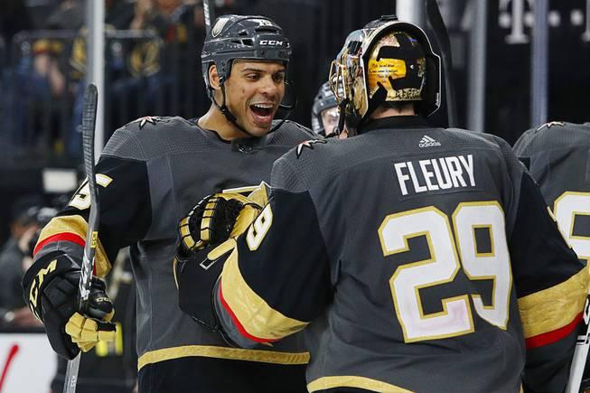 Golden Knights Take On Edmonton Oilers