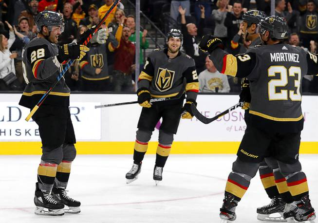 If NHL eventually resumes season, Golden Knights sit in advantageous spot