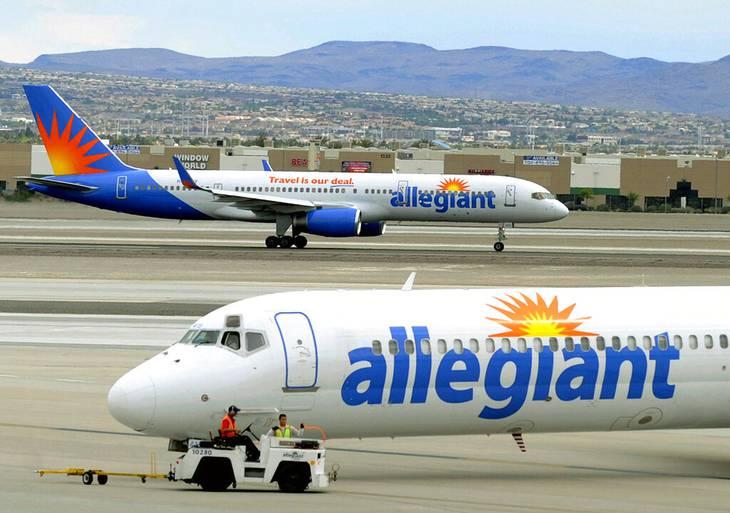 Allegiant Still Burning Cash Hopeful It Will Bounce Back When Pandemic Wanes Vegas Inc