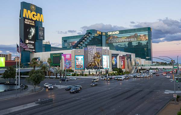 Mgm Hotels Las Vegas List