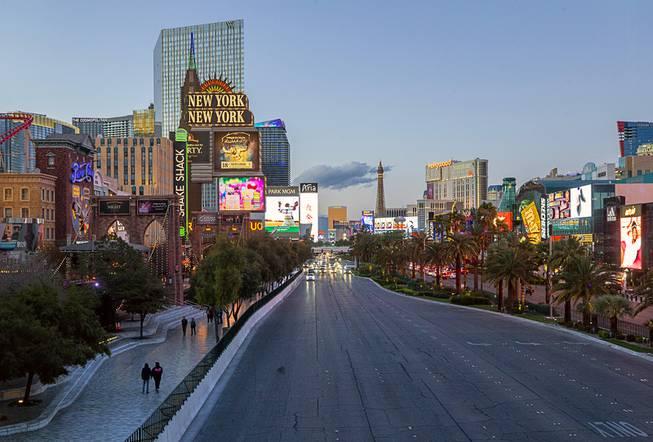 Sisolak June 4 Target Date For Reopening Gaming In Nevada Las Vegas Sun Newspaper