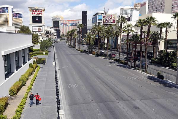 Nevada Resort Association: State is 'national epicenter of economic devastation' from coronavirus