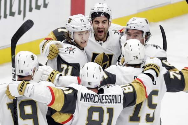 Golden Knights' Defining Moments: Pacioretty's last-second goal