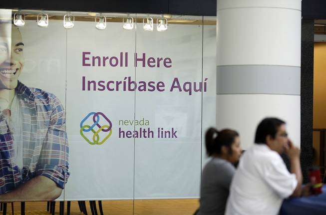 Health insurance, Nevada