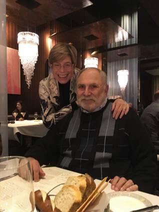 Paul and Zelda Gilbert