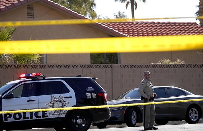 Son Shoots Parents, Kills Father