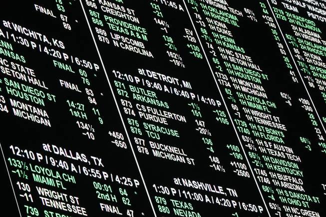 Vegas betting odds best sport betting sites us