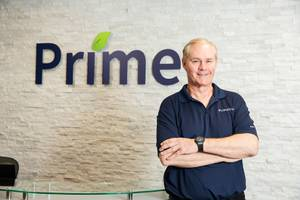 Scott Purcell CEO of Prime Trust poses for a portrait in his headquarters in Las Vegas, Friday May 15, 2020.