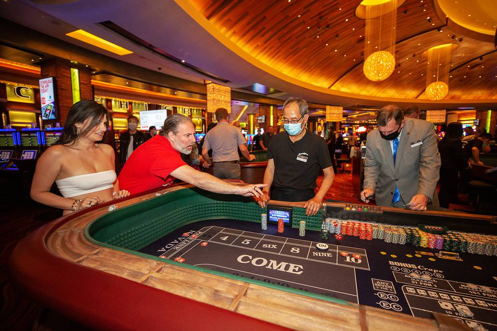 Red Rock Resort And Casino Re Opens For Phase 2 Las Vegas Sun News