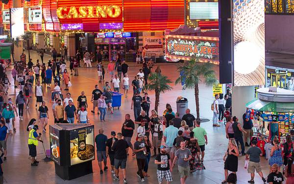 Downtown Las Vegas businesses focus on attracting more locals