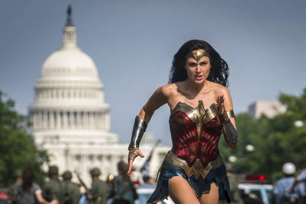'Wonder Woman 1984' debuts with pandemic-best .7M