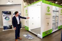 "With concerns about limiting the spread of COVID-19 likely to linger through this year and into 2021, the Henderson company Xtreme Cubes Corp. can't make their ""dry mist"" sanitizing machines fast enough."