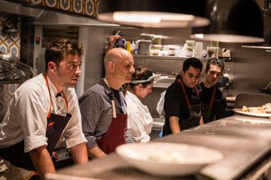 "The Osteria Fiorella ""open-ended restaurant takeover"" of Terra Rossa starts on July 10."