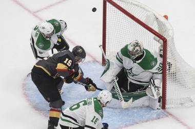 Vegas beat Dallas 5-3 early in the NHL restart during a round-robin meeting, but the Stars controlled a lot of that game.