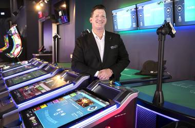 Demand for electronic table games has spiked during the coronavirus pandemic, as some players want to sit by themselves and casinos seek a cheaper way to offer games like blackjack and roulette, an industry executive said.