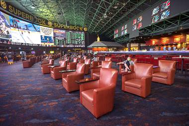 Las Vegas sports books are gearing up for a busy first weekend of NFL action, despite the coronavirus pandemic. John Murray, executive director of the Westgate Las Vegas SuperBook, said he expects a big turnout Sunday, even though fans and bettors will have ...