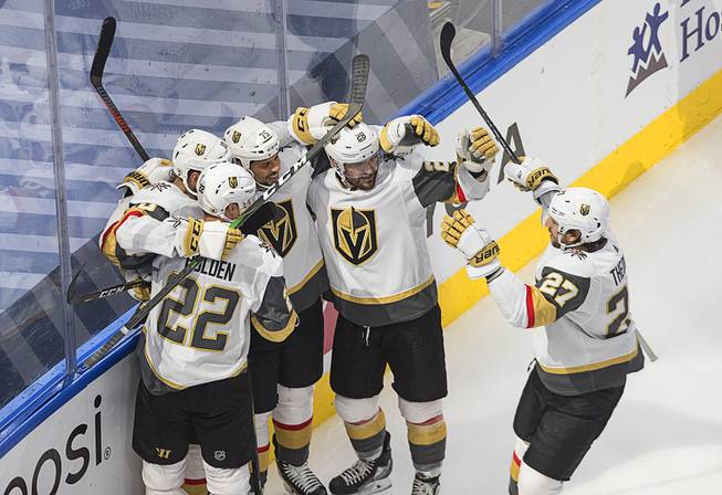 Golden Knights Beat Avalanche in Overtime