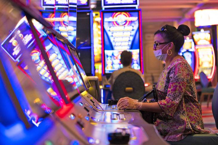 COVID-19 'most difficult' challenge ever for casino industry, AGA boss says  - VEGAS INC