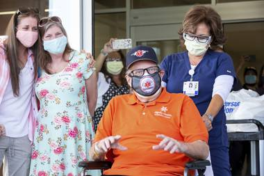 During a four-month battle with COVID-19, John Foster lived through a stroke, kidney failure, dialysis and weeks being unconscious on a breathing machine. Sometimes the physical pain was nearly unbearable, but it couldn't compare to ...