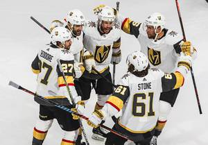 Golden Knights Win Game 4 Against Canucks