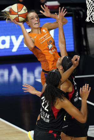 Aces lose to Phoenix Mercury 92-85