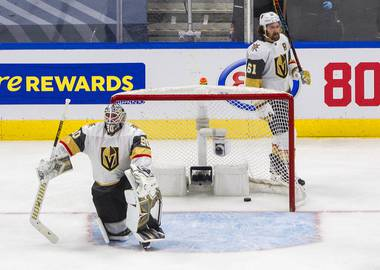 The Golden Knights will play the second Game 7 in their history, when they take on the Vancouver Canucks in a do-or-die elimination game at 6 p.m. today on NBC Sports Network.