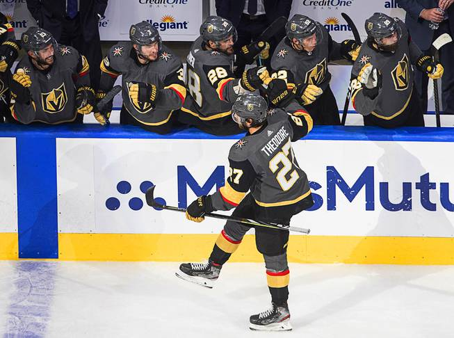 Golden Knights Beat Canucks in Game 7