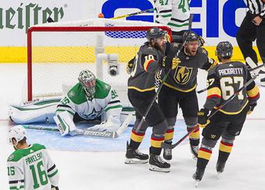 The best-of-seven game Western Conference Final between the Golden Knights and Dallas Stars is now a best-of-five-game series ...