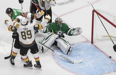 The Golden Knights face a pivotal Game 4 against the Dallas Stars at 5 p.m. today on NBC. Win, and the series is even going into next week. Lose, and Vegas is looking at a ...