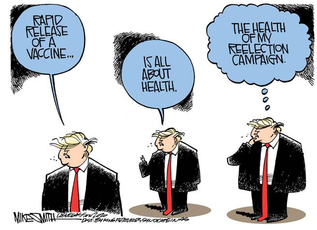 Mike Smith Cartoon