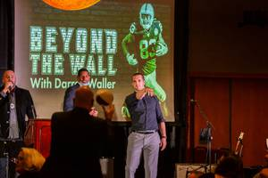 Beyond The Wall Gala With Darren Waller