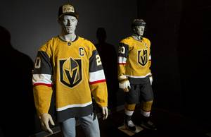 Golden Knights Unveil New Jerseys