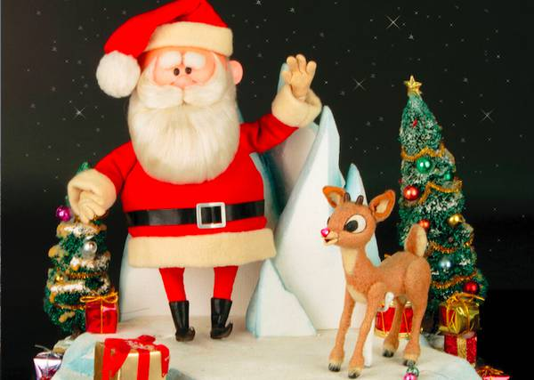 Special Menu Vegas Christmas 2020 Rudolph and his nose so bright into auction will take flight   Las