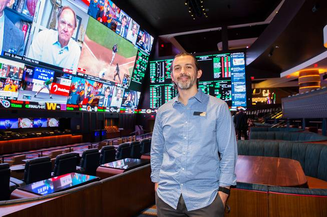 Sports betting vegas show julie bettinger at lccc