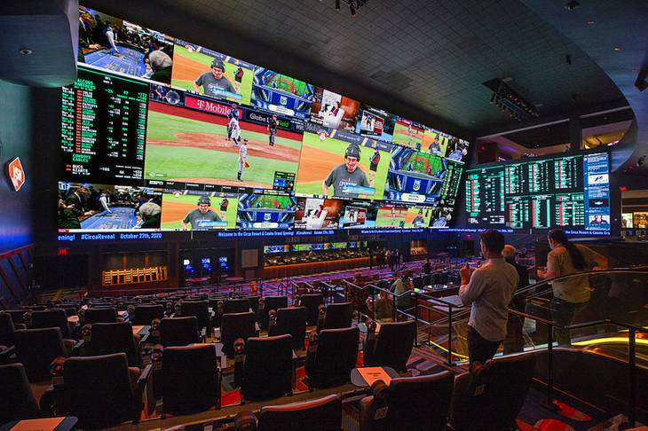 Nfl vegas betting line sports betting and superbowl odds