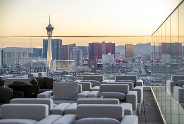 Standing on the roof top Legacy Club at his new Circa Las Vegas, Stevens proclaimed what appeared to be obvious ...
