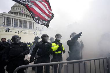 Andrew Magness teaches his students at Valley High School that the U.S. Capitol building is a symbol of democracy. So, when a mob of pro-President Donald Trump rioters breached the building's doors Wednesday to stop the constitutionally mandated process to ...