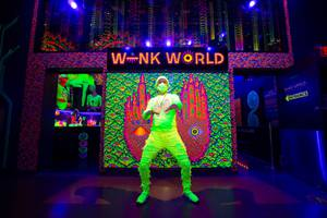 Wink World at AREA15